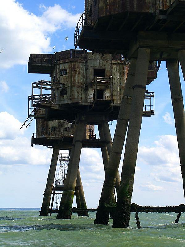 1871 Британские морские форты