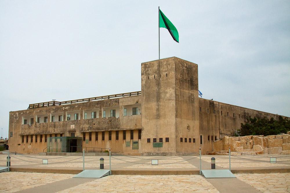 1901 Музей танковых войск в Израиле