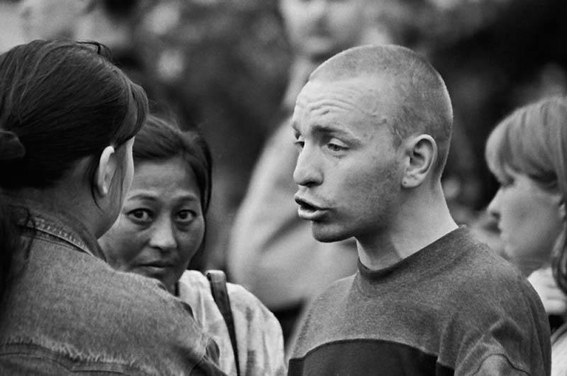 1950 Алик Якубович: фотосерия «Пацаны»