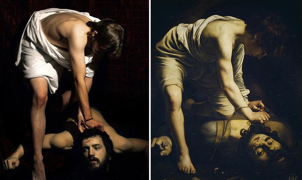 1976 Ремейки знаменитых произведений искусства