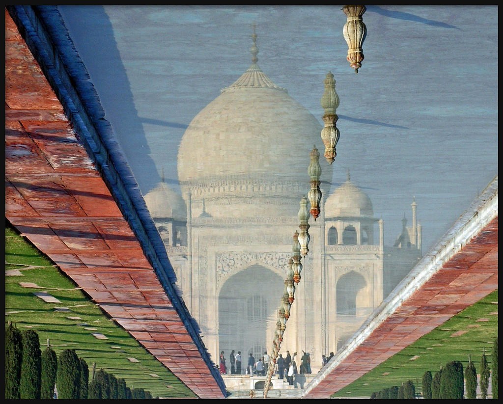 1980 41 потрясающе атмосферное фото Индии