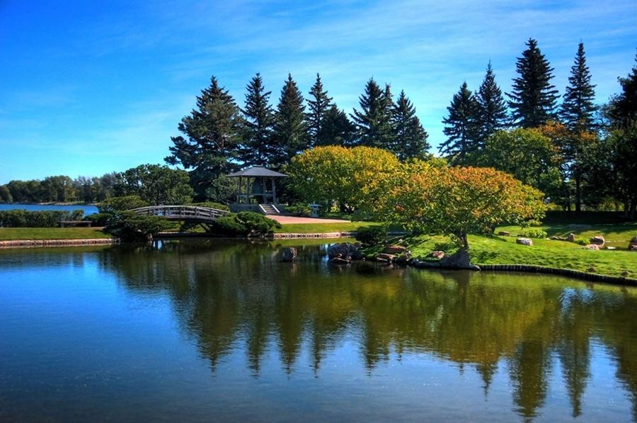 2070 Японский Сад Никка Юко в Канаде