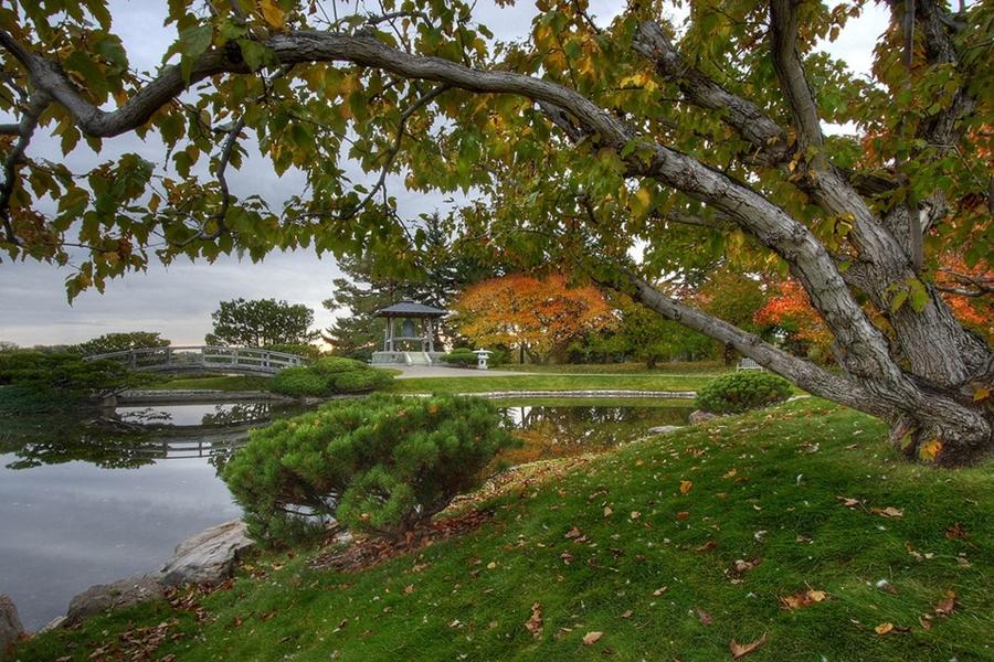 21122 Японский Сад Никка Юко в Канаде
