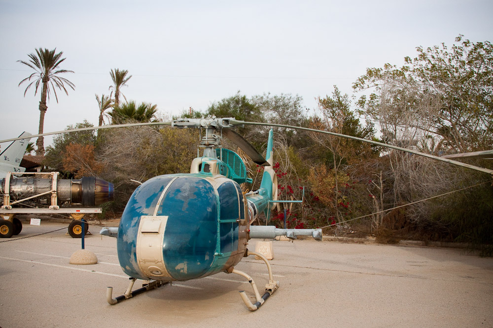 21135 Музей ВВС Израиля