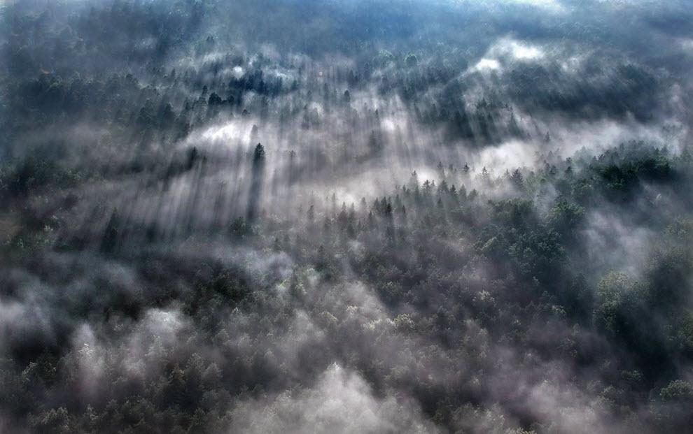 2125 100 изумительных фотографий тумана (часть 2)