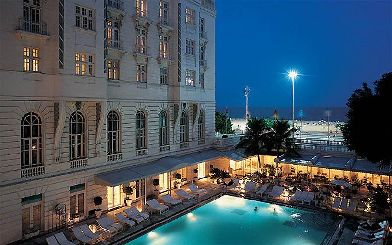 Знаменитые отели