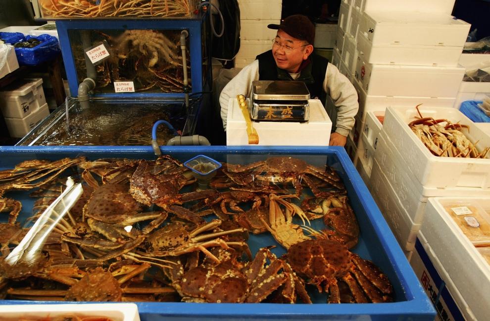 22109 Рыбный рынок Цукидзи
