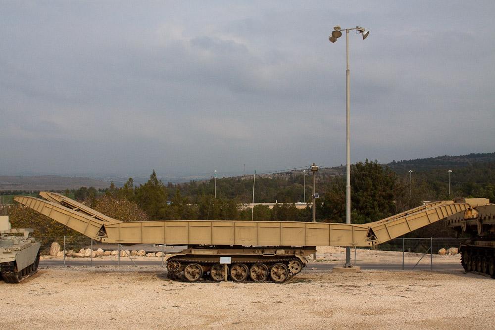 22115 Музей танковых войск в Израиле