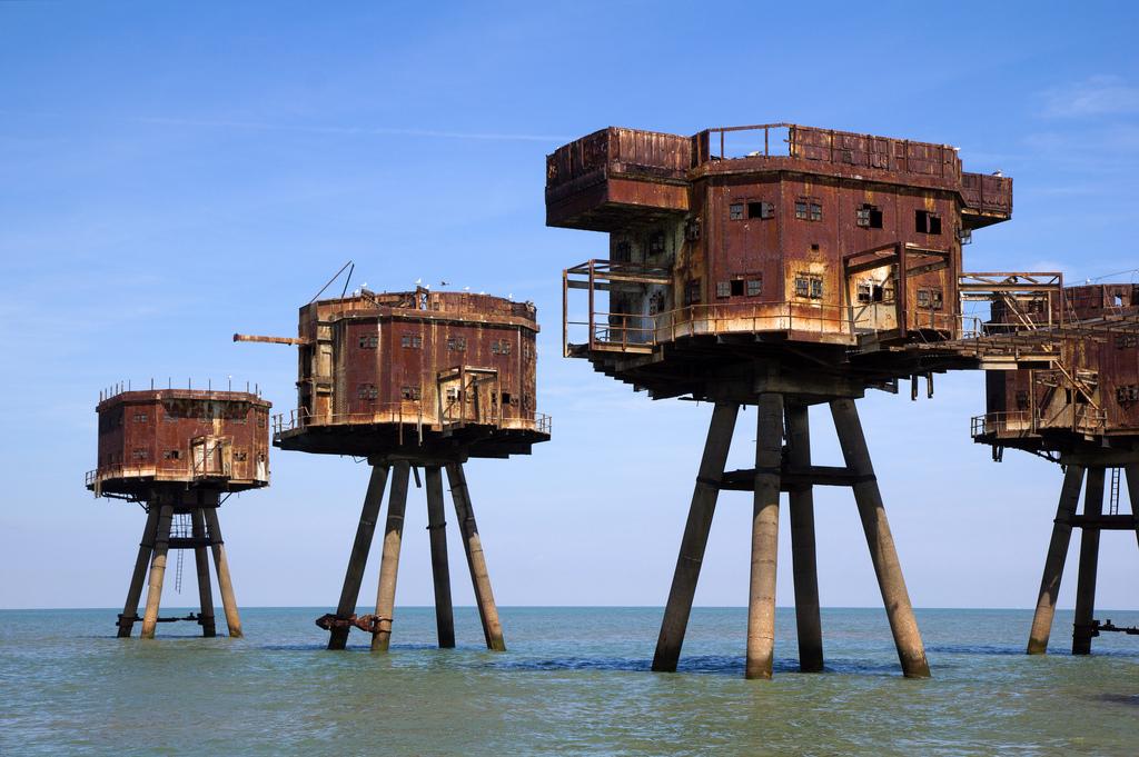 2258 Британские морские форты