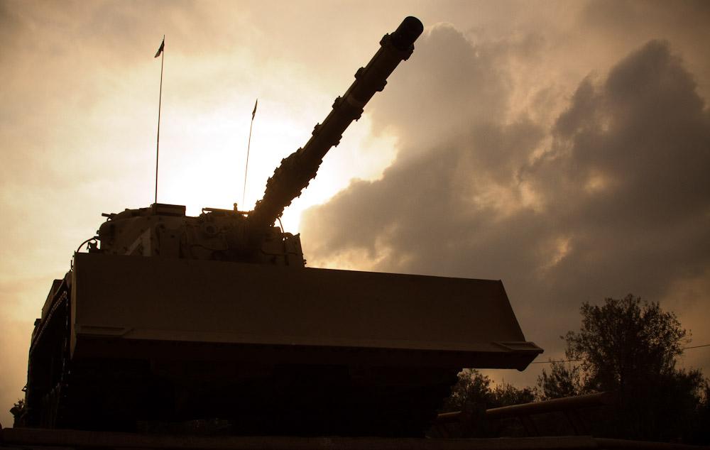 23101 Музей танковых войск в Израиле