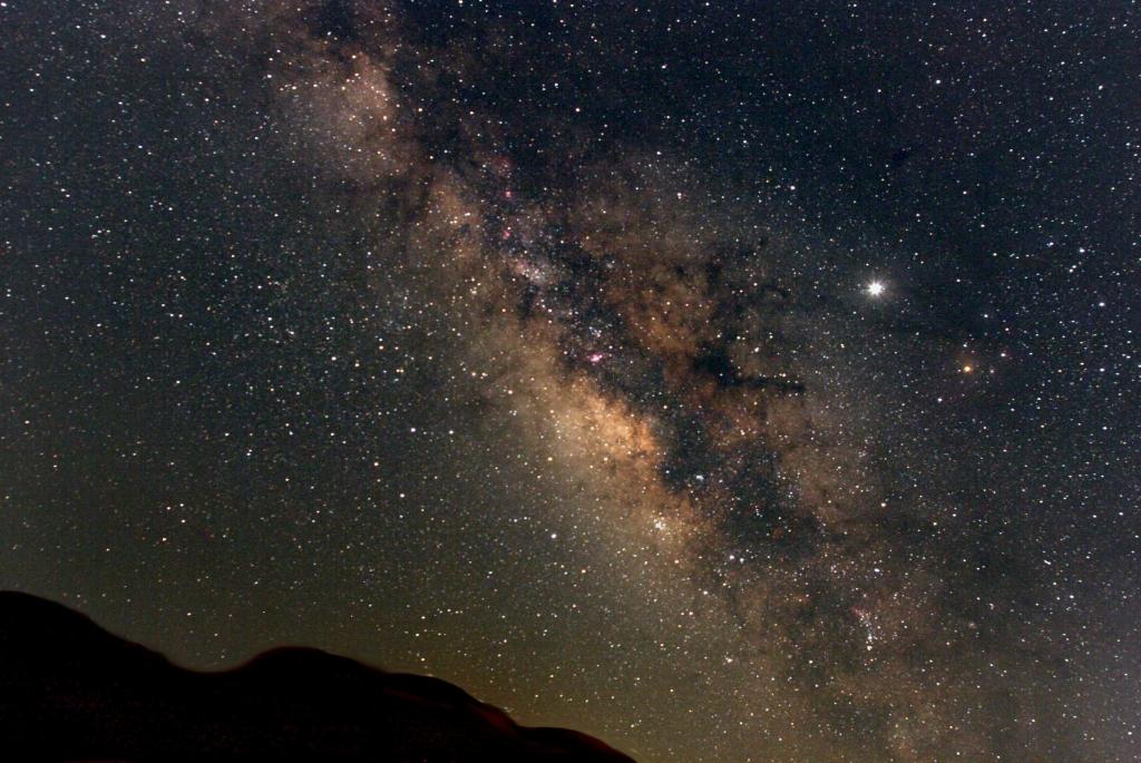 Фотки галактики млечный путь