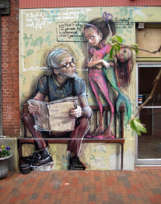 2354 50 лучших работ в жанре стрит арта 2011