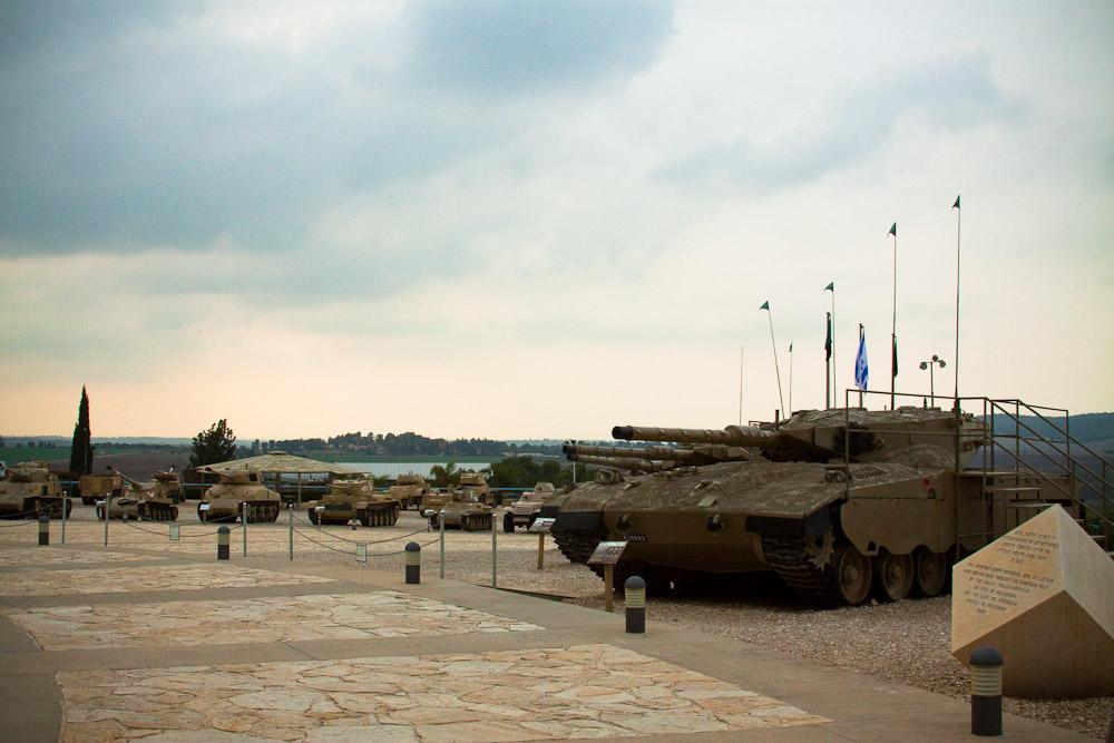 2403 Музей танковых войск в Израиле