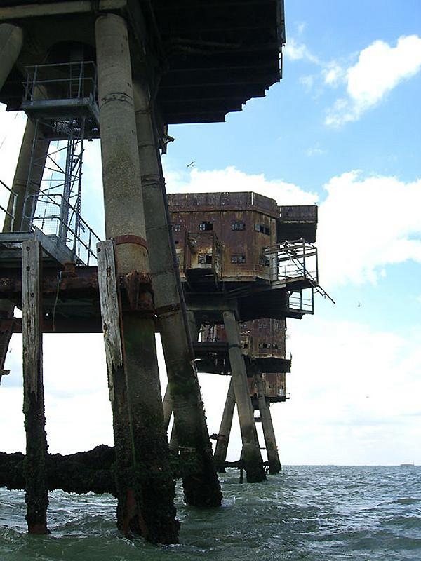 2445 Британские морские форты