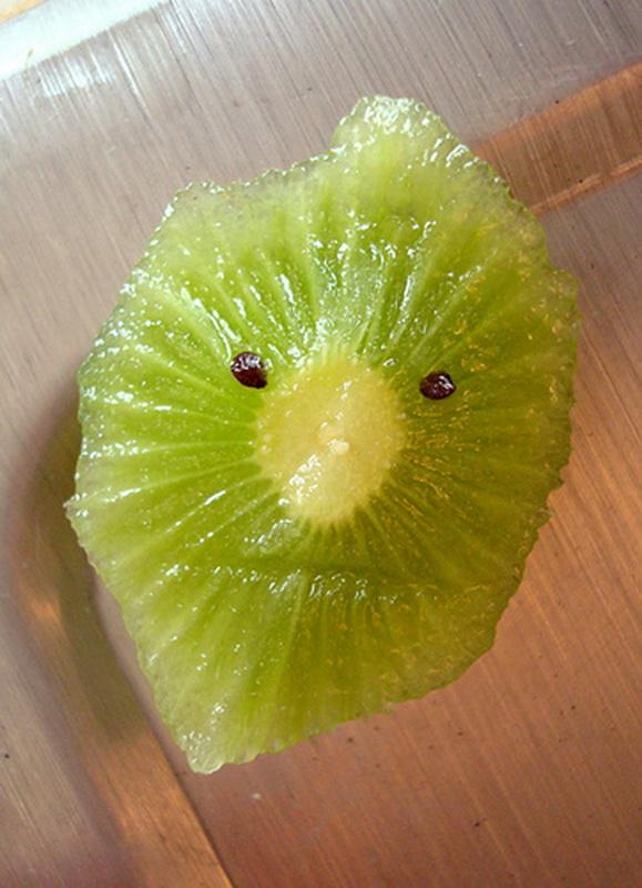 2521 Смешные фрукты