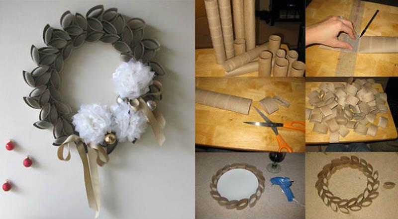 Как сделать декор своими руками из подручных материалов