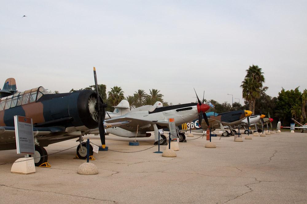2565 Музей ВВС Израиля
