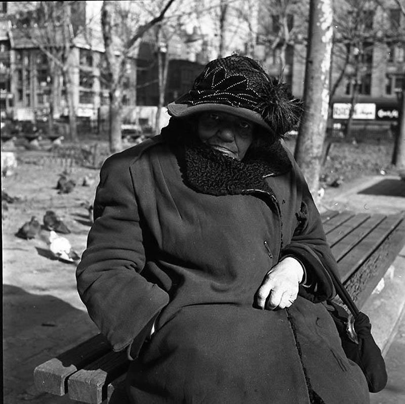 2572 Вивиан Майер: няня и фотограф