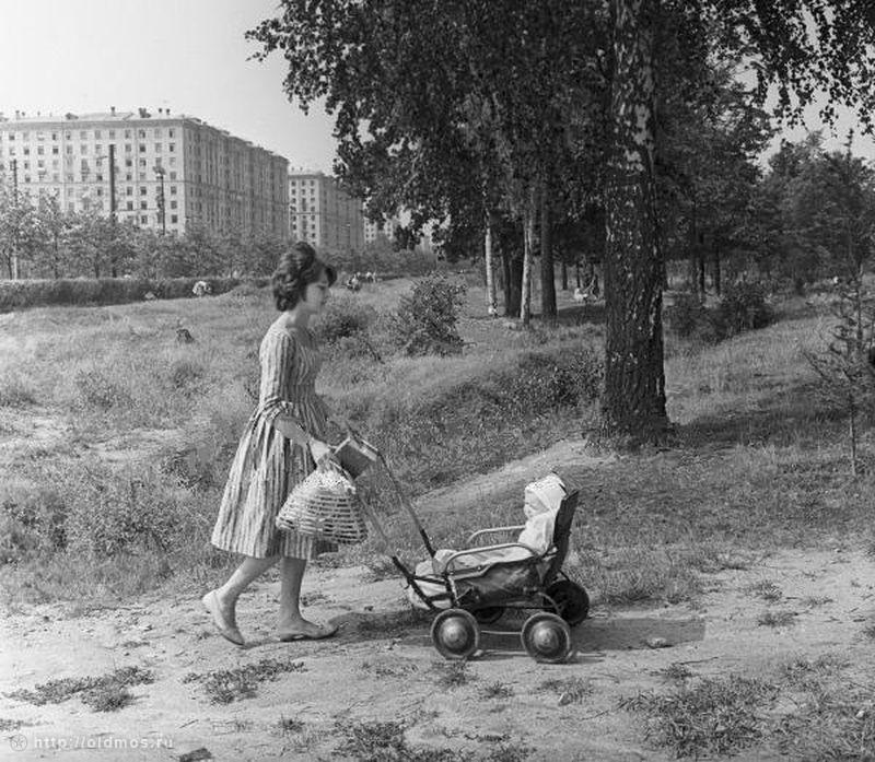 2665 Лучшие фото старой Москвы за 2011 год