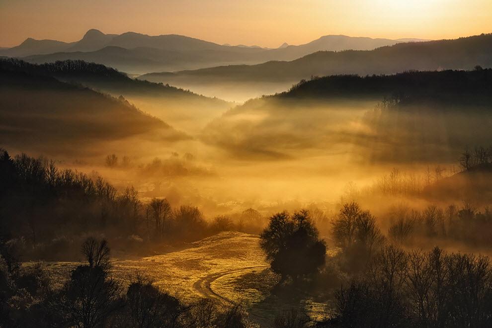 2715 100 изумительных фотографий тумана (часть 2)