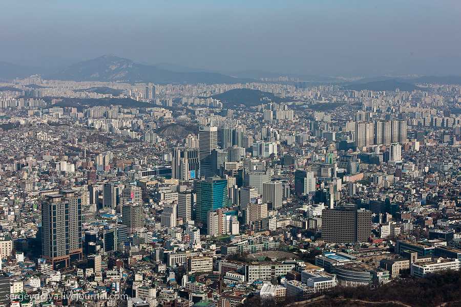 2837 Сеул: Южная Корея
