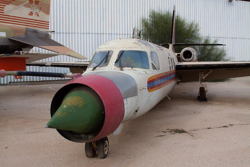 2857 Музей ВВС Израиля