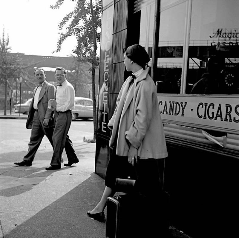 2863 Вивиан Майер: няня и фотограф