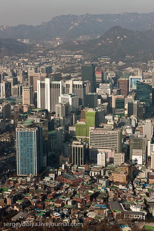2937 Сеул: Южная Корея