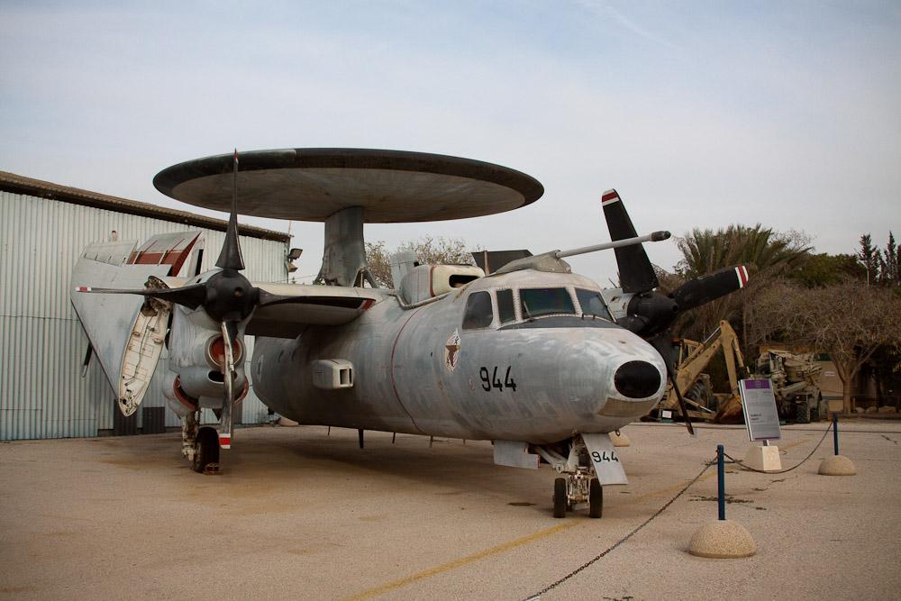 2957 Музей ВВС Израиля