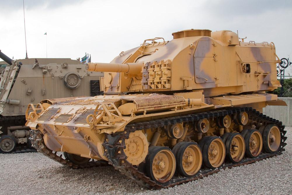 2963 Музей танковых войск в Израиле