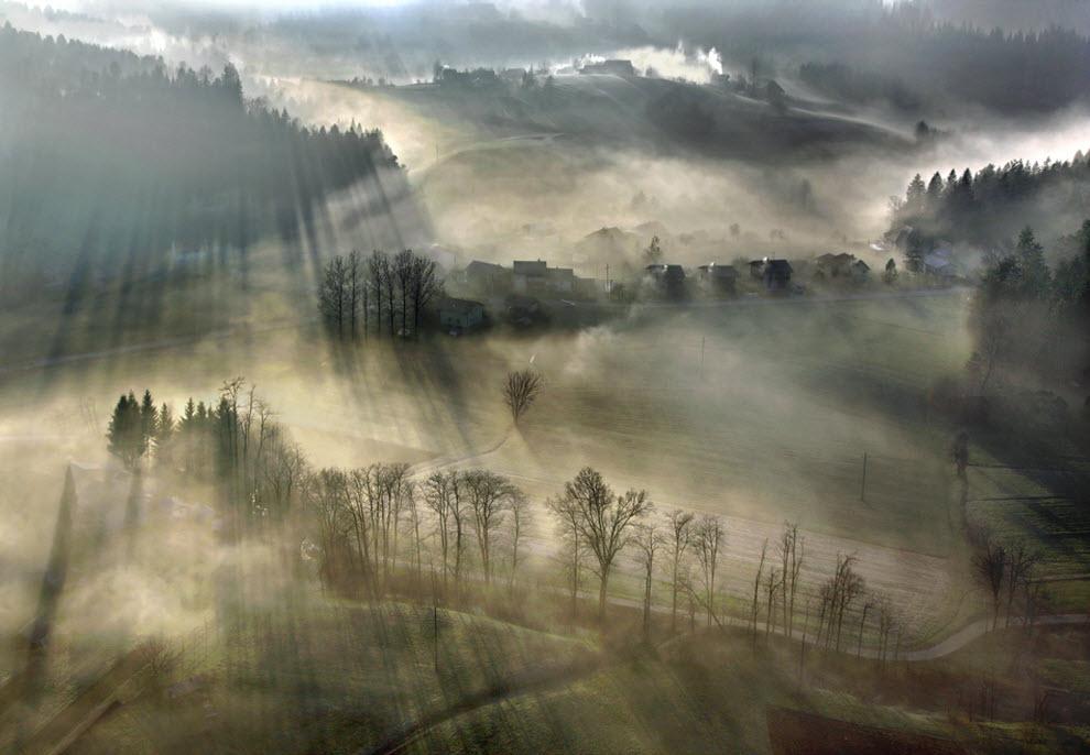 3012 100 изумительных фотографий тумана (часть 2)
