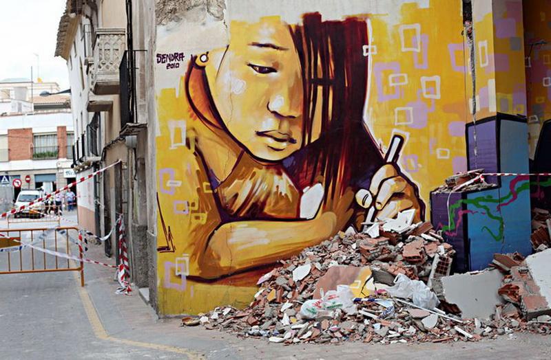 3036 50 лучших работ в жанре стрит арта 2011
