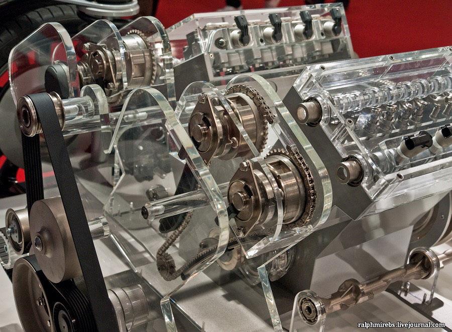 3037 Япония: Двигатели и другие детали