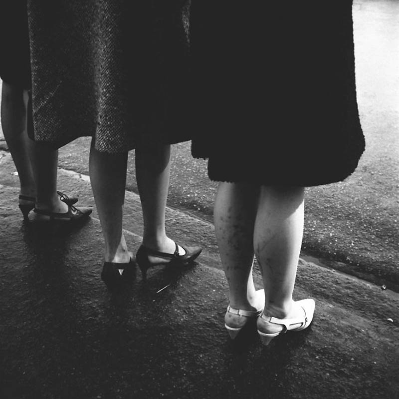 3057 Вивиан Майер: няня и фотограф