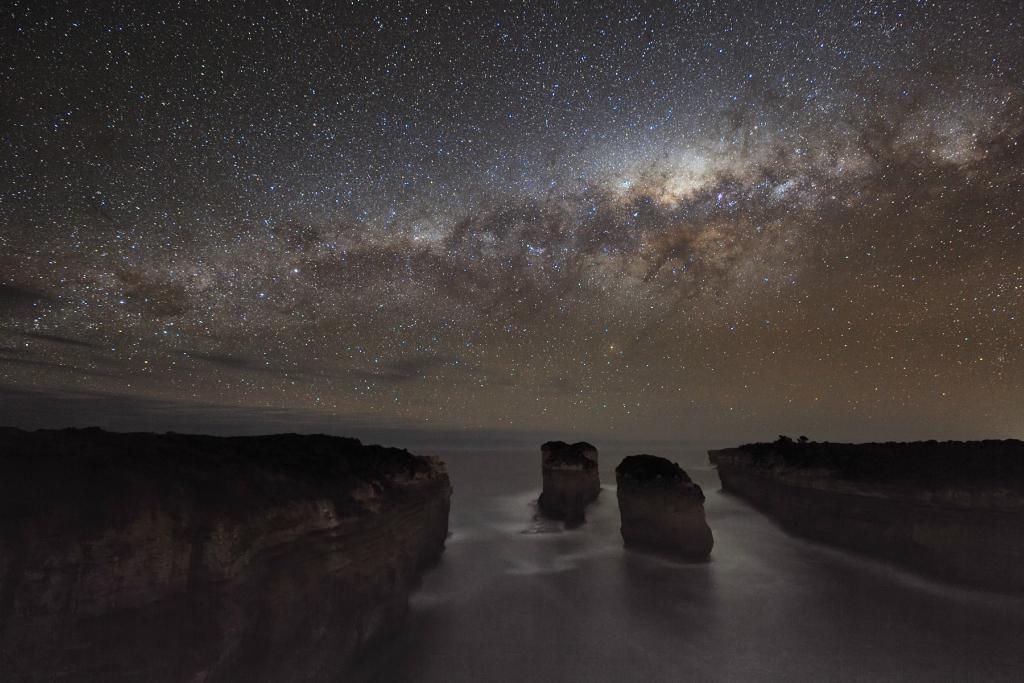 Галактика «Млечный путь» в фотографиях