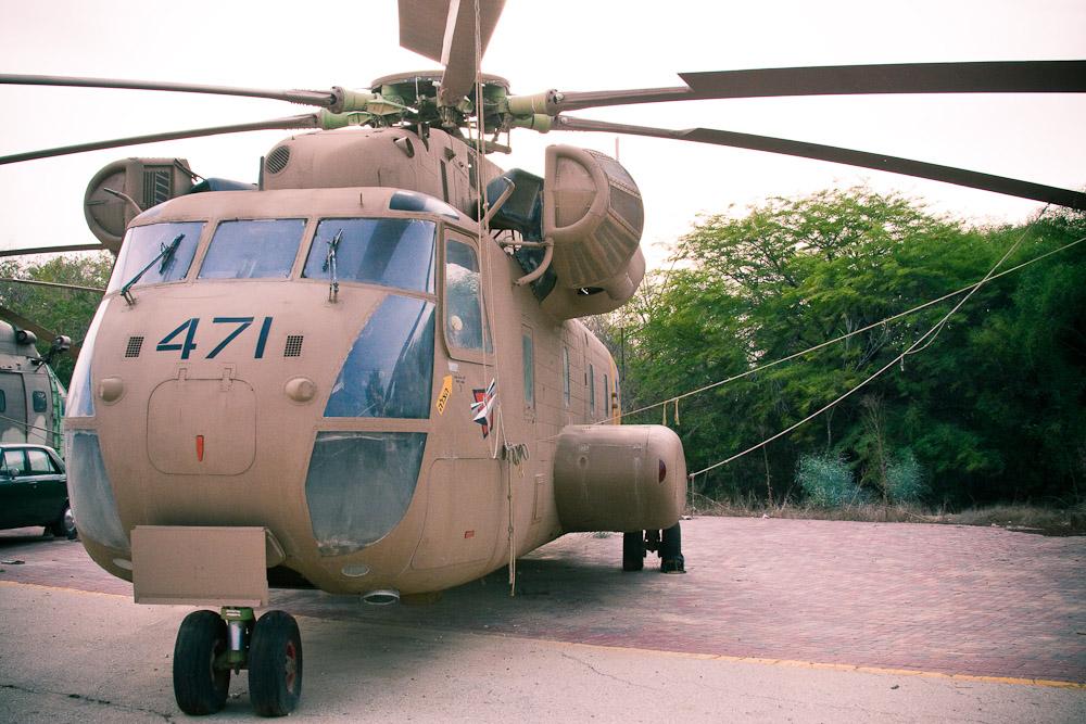 31114 Музей ВВС Израиля