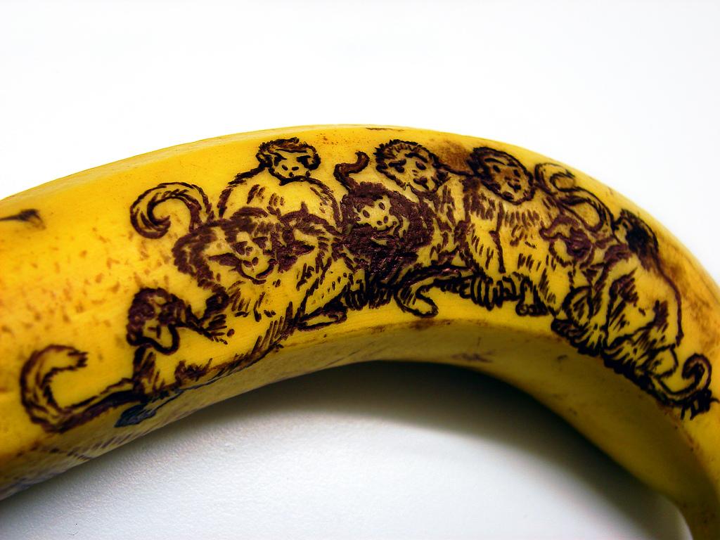 3122 Смешные фрукты