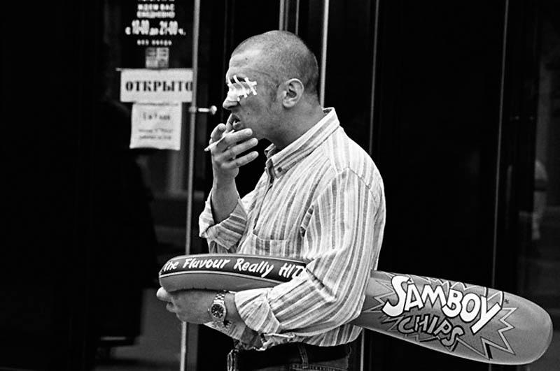 3176 Алик Якубович: фотосерия «Пацаны»