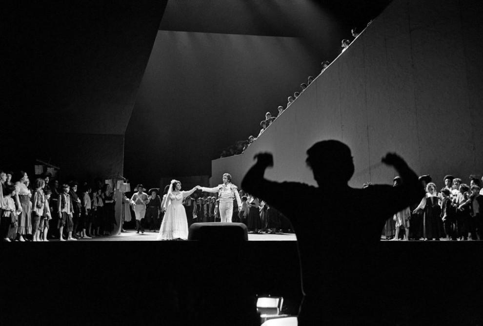 Метрополитен-опера: фото из прошлого