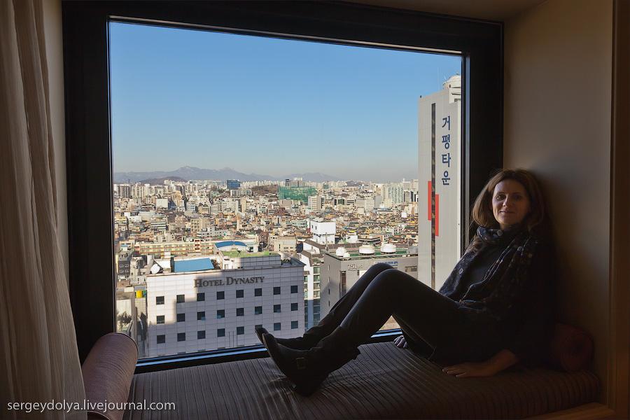 3186 Сеул: Южная Корея