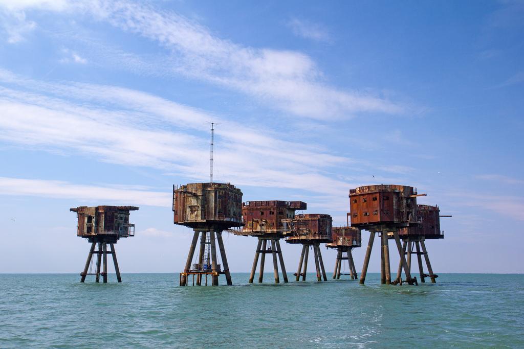 3189 Британские морские форты