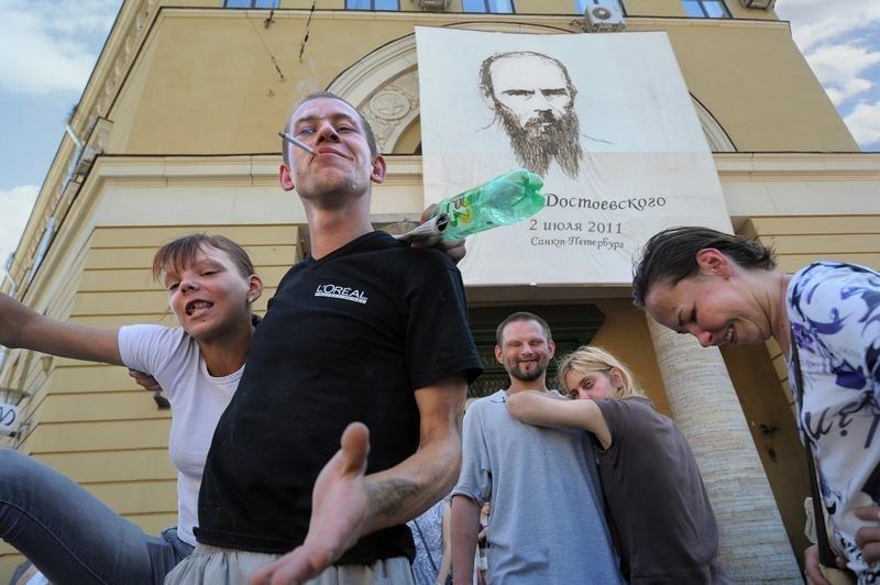 3222 Сцены из российской жизни глазами Александра Петросяна