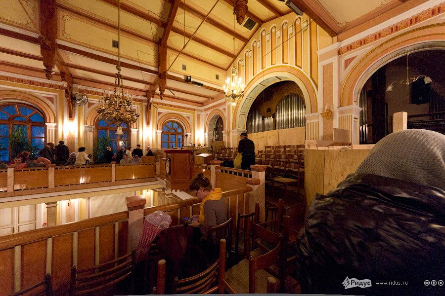 3253 Инославные церкви Москвы