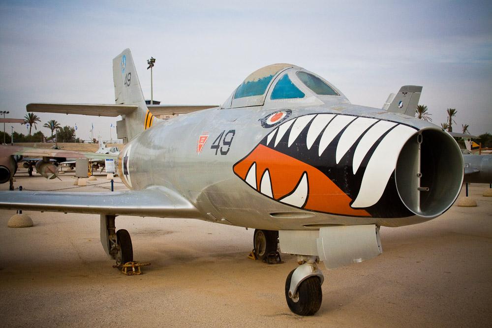 3265 Музей ВВС Израиля