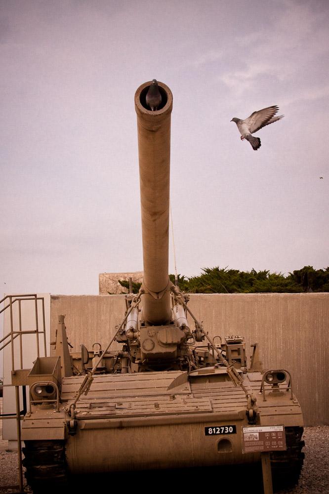 3285 Музей танковых войск в Израиле