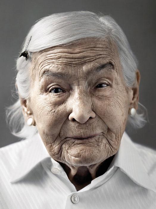 330 Фотопроект Карстен Тормелен: Столетние