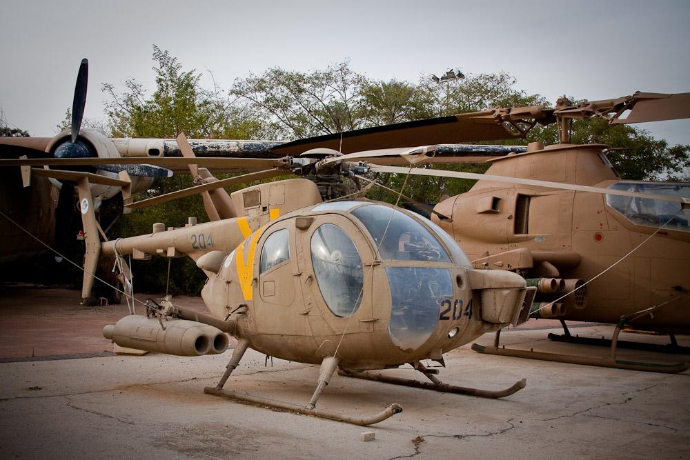 3347 Музей ВВС Израиля