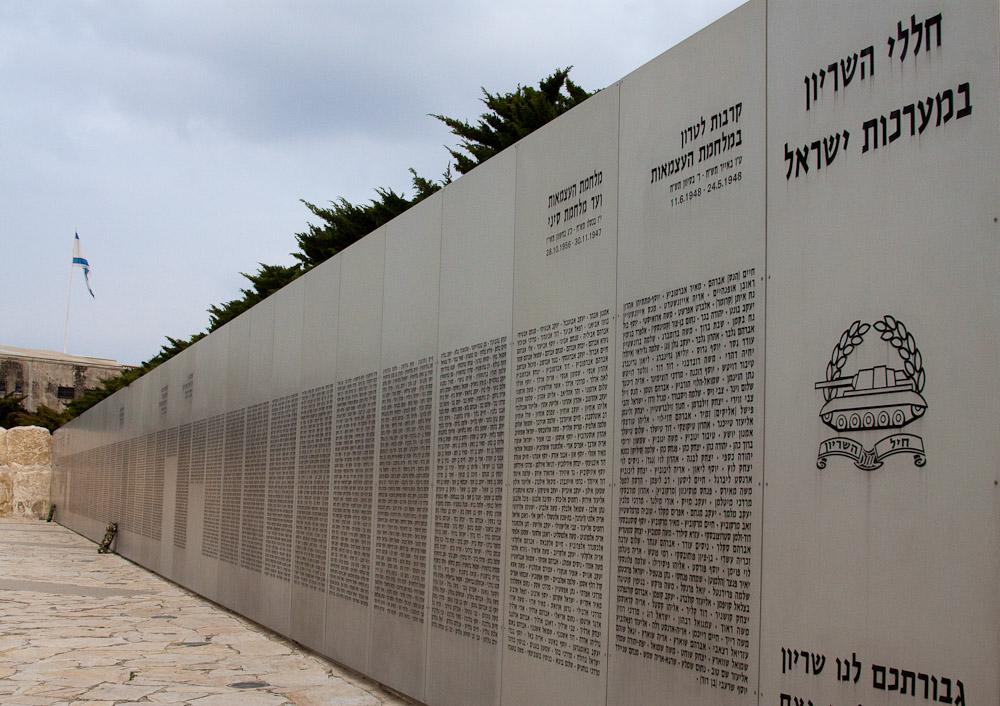 3349 Музей танковых войск в Израиле