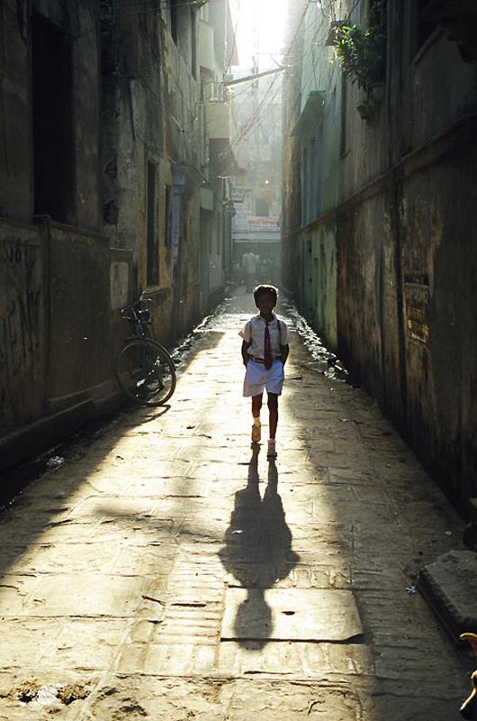 3444 41 потрясающе атмосферное фото Индии