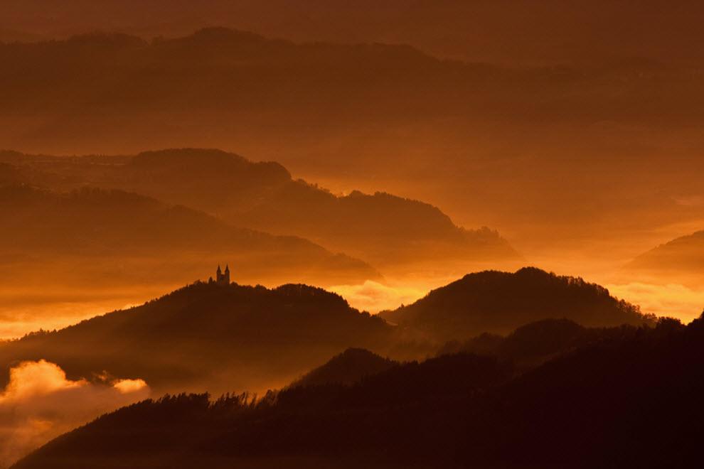 3711 100 изумительных фотографий тумана (часть 2)